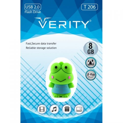 فلش-وریتی-Verity-T206-8-GB