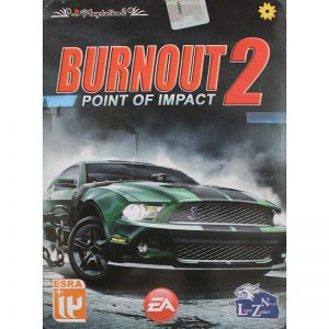 BurnOut-2 Point Of Impact PS2