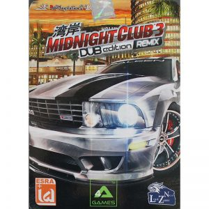 Midnight Club-3 PS2
