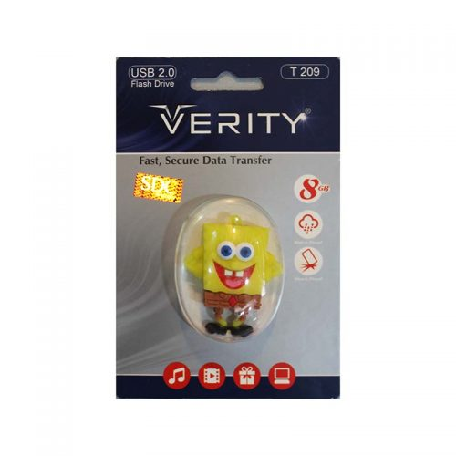 Verity T209 8GB