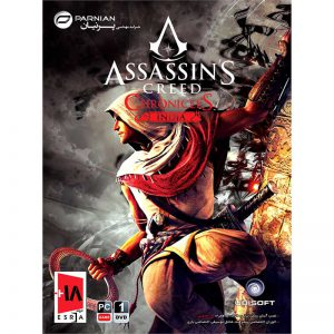 Assassin's Creed Chronicles India PC 1DVD