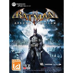 Batman Arkham Asylum PC 2DVD