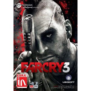FARCRY 3 2DVD