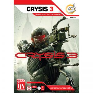 Crysis 3 PC 2DVD گردو