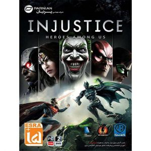 Injustice Heroes Among Us PC 2DVD