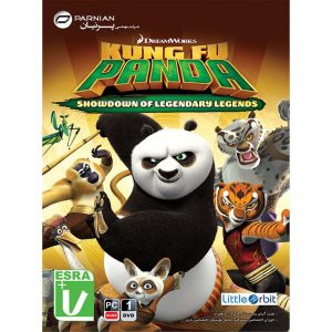 Kung Fu Panda : Showdown of Legendary Legends