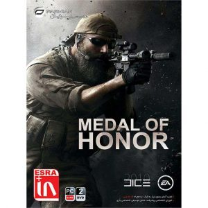 Medal of Honor (2010) PC 2DVD