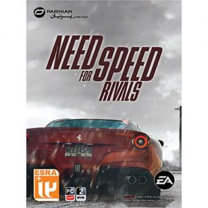 Need For Speed Rivals PC 2DVD