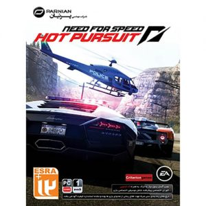 Need for Speed Hot Pursuit PC 1DVD9