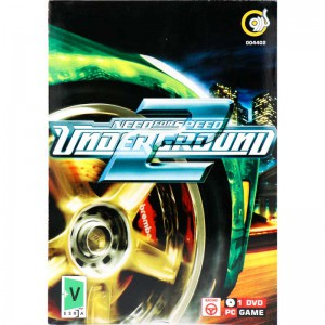 Need for Speed Underground 2 PC 1DVD گردو