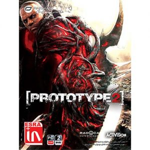 Prototype 2 PC 2DVD