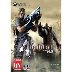 Resident Evil 4 Ultimate HD PC 2DVD