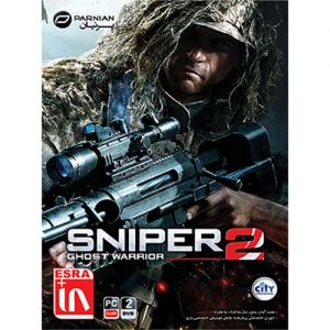 Sniper Ghost Warrior 2 PC 2DVD