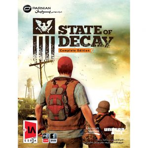 State of Decay Complete Edition PC 1DVD