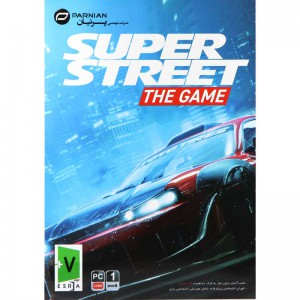 Super Street PC 1DVD9 پرنیان
