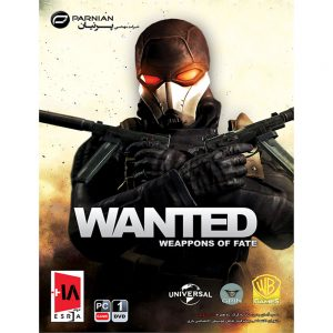 Wanted Weapons of Fate PC 1DVD