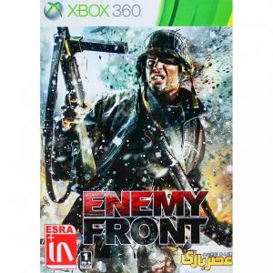 ENEMY FRONT XBOX 360