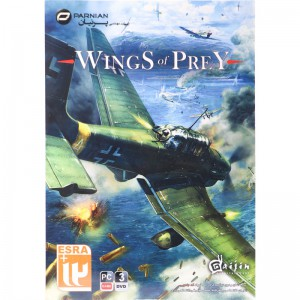 Wings of Prey PC 3DVD پرنیان