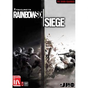 Rainbow Six Siege PC 2DVD9
