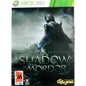 SHADOW OF MORDOR XBOX 360 2DVD9