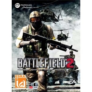 Battlefield 2 PC 1DVD9