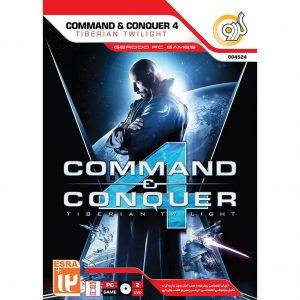 جنرال Command & Conquer 4 PC 2DVD