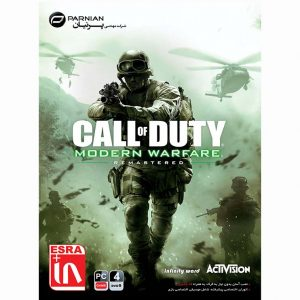 Call of Duty Modern Warfare Remastered PC 4DVD9