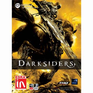 Dark Siders PC 2DVD9