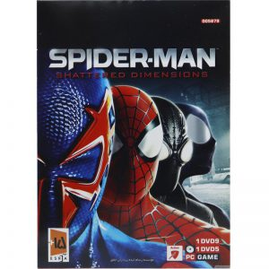 SpiderMan Shattered Dimension 1DVD9 گردو