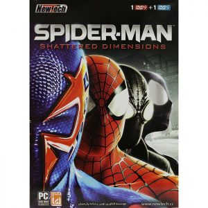SpiderMan Shattered Dimension PC 2DVD9