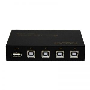 USB Switch 4Port