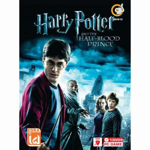 Harry Potter And HALF-BLOOD PRINCE PC 1DVD9