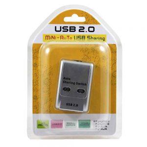 سوییچ FJ-U025 USB Sharing 2Port