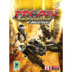 MX vs ATV Supercross Encore PC 1DVD9