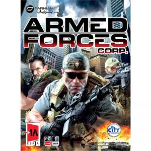 ARMED FORCES CROP PC 1DVD9
