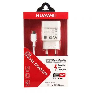 شارژر HUAWEI 9W Travel Charger پکدار