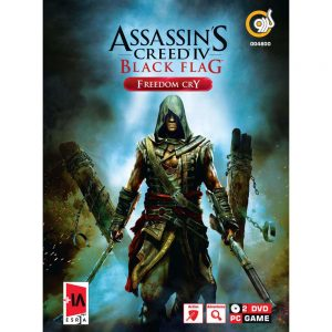 Assassin's Creed IV BLACK FLAG FREEDOM CRY PC 2DVD