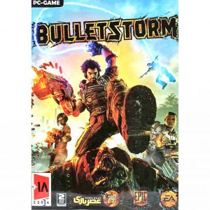 Bulletstorm PC 2DVD