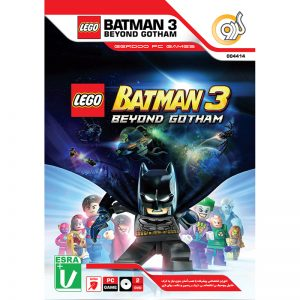 Lego Batman 3 Beyond Gotham PC 2DVD گردو