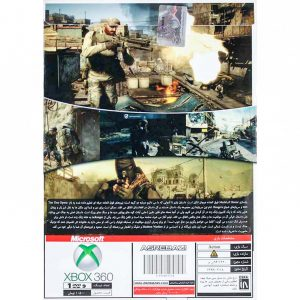 Medal Of Honor 2010 XBOX 360