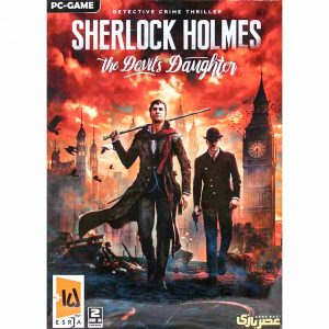 Sherlock Holmes The Devil's Daughter 2DVD9 PC