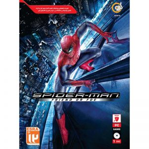 Spider-Man Friend Or Foe PC 1DVD گردو