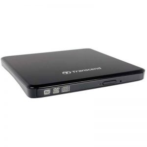 Transcend Extra Slim Portable CD/DVD Writer