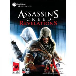 Assassins Creed Revelations PC 1DVD9