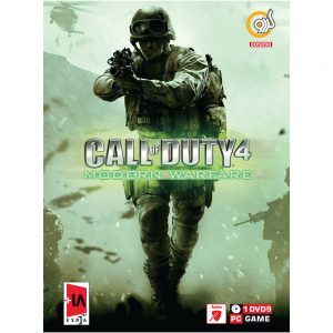 Call of Duty 4 Modern Warfare PC 1DVD9