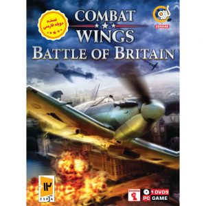 Combat Wings: Battle Of Britain 1DVD9 بازی