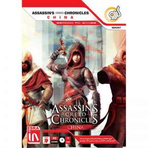 Assassin's Creed Chronicles China PC 1DVD گردو