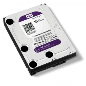 هارد WD Purple 1TB + گارانتی