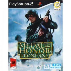 Medal Of Honor Frontline PS2 گردو