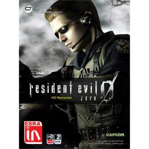Resident Evil Zero HD Remaster PC 2DVD9